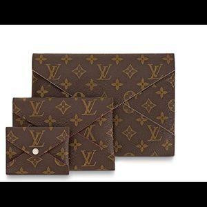 large kirigami pouchette by Louis Vuitton